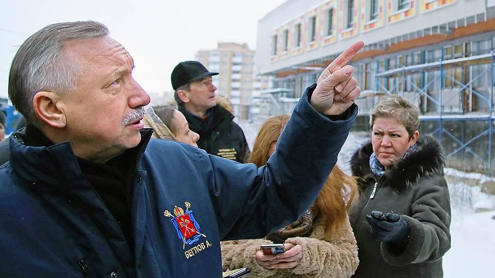 Как в администрации Санкт-Петербурга заполняются вакансии