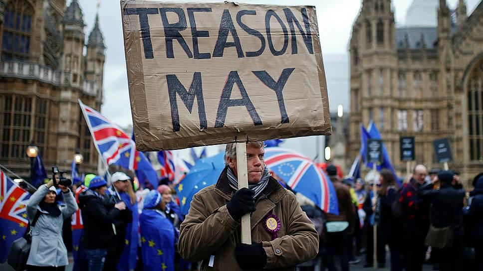Как отреагировали инвестбанки на провал соглашения по выходу Великобритании из ЕС