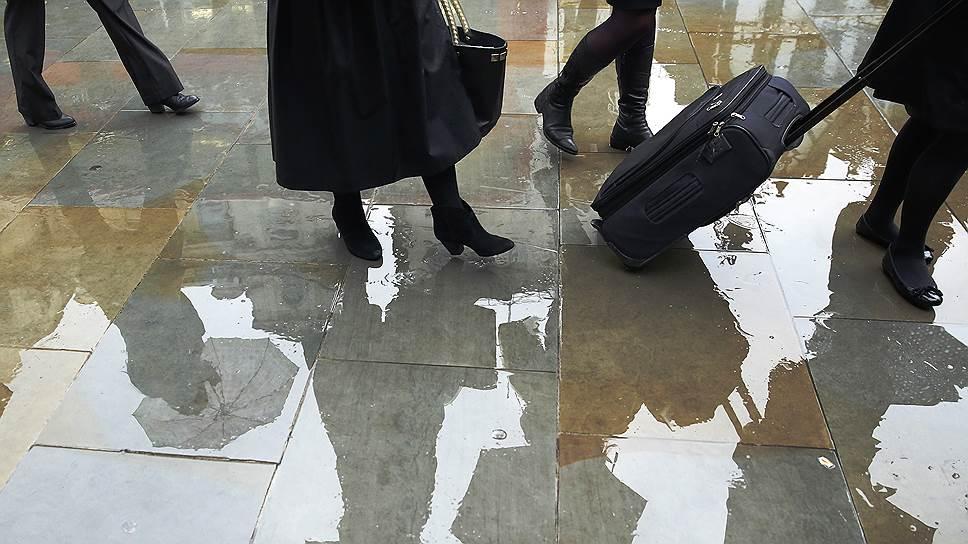 Богатые европейцы покидают Великобританию