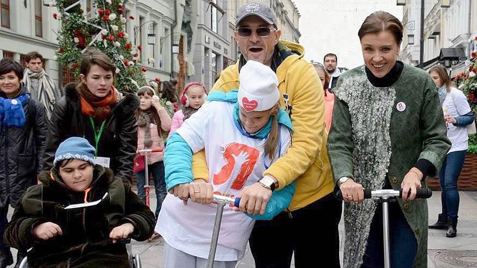 Актеры Ксения Алферова и Егор Бероев о работе благотворительного фонда «Я есть»