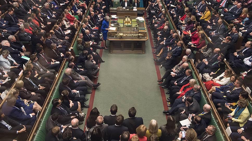 Чем британская Палата общин отличается от большинства парламентов мира