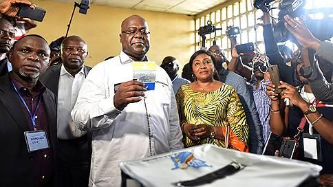 Первый блин Конго // Результаты выборов в Демократической Республике Конго привели к политическому кризису
