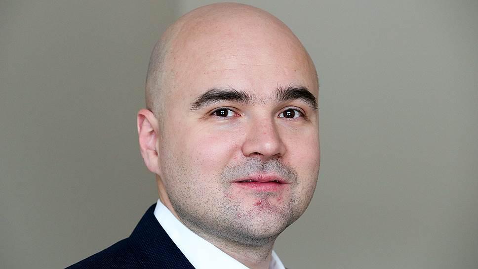 Предприниматель Виктор Прокопеня