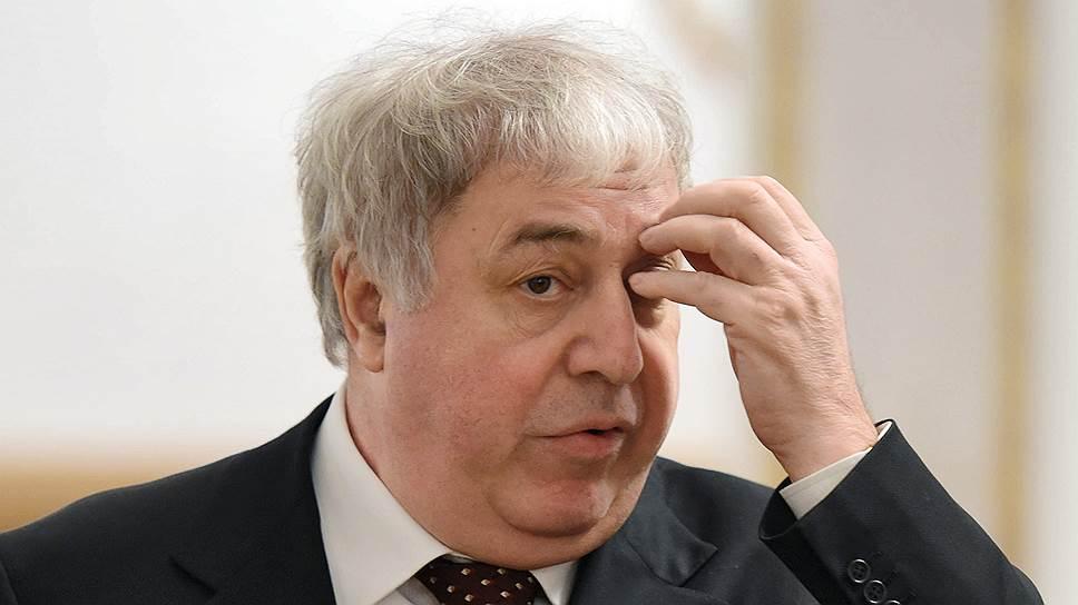 Глава совета директоров группы «Сафмар» Михаил Гуцериев