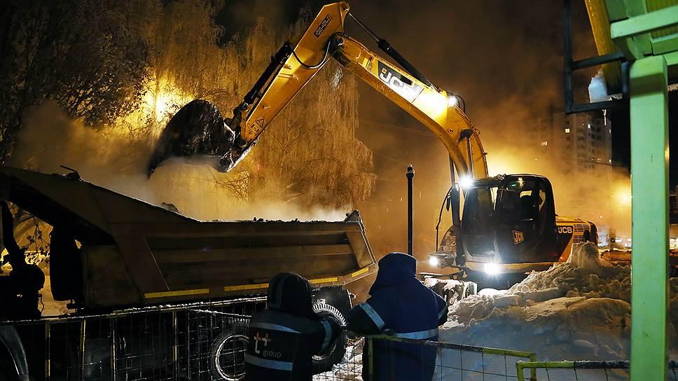 Подробности масштабной коммунальной аварии в Самаре