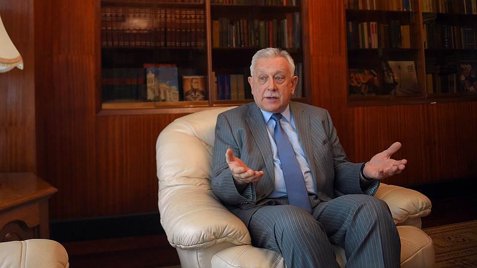 Посол России в Венесуэле — о развитии кризиса в Боливарианской республике
