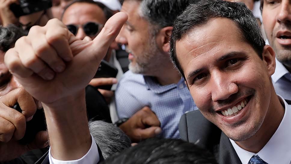 Почему Хуан Гуаидо самый неожиданный и самый очевидный противник Николаса Мадуро