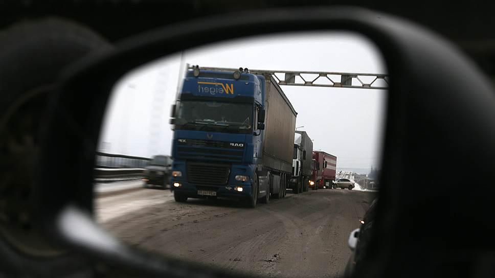 Какие особые зоны в Москве подготовят старым грузовикам
