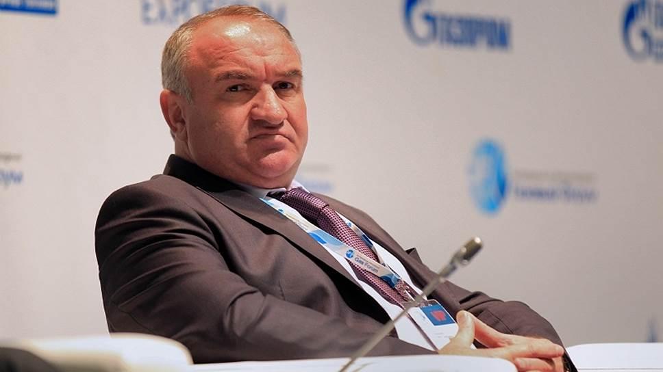 Советник генерального директора «Газпром межрегионгаз» Рауль Арашуков