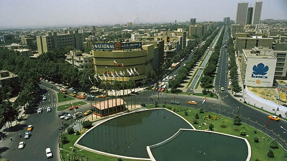 Тегеран в 1970-е годы превратился в рай для иностранцев