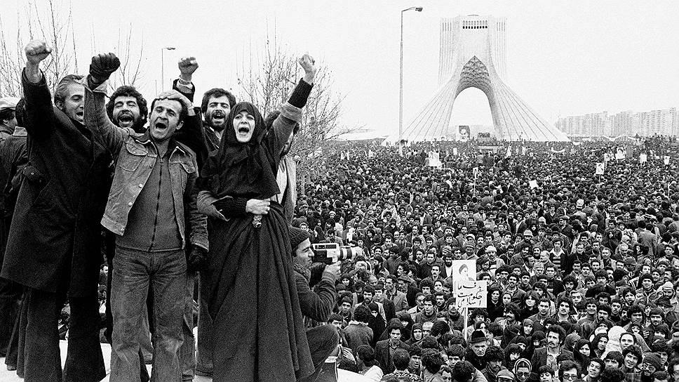 Миллионы иранцев были готовы умереть ради идей революции