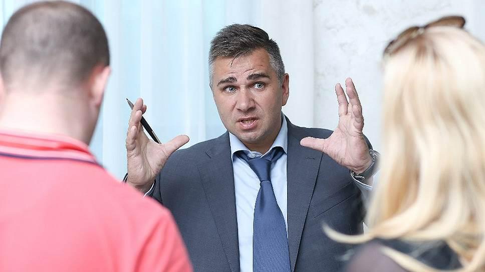 Устроитель коммерческих семинаров по уходу от налогов Евгений Сивков