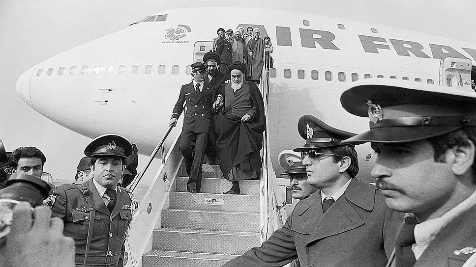 С возвращения аятоллы Хомейни в Иран 1 февраля 1979 года для всего Ближнего Востока началась новая эпоха