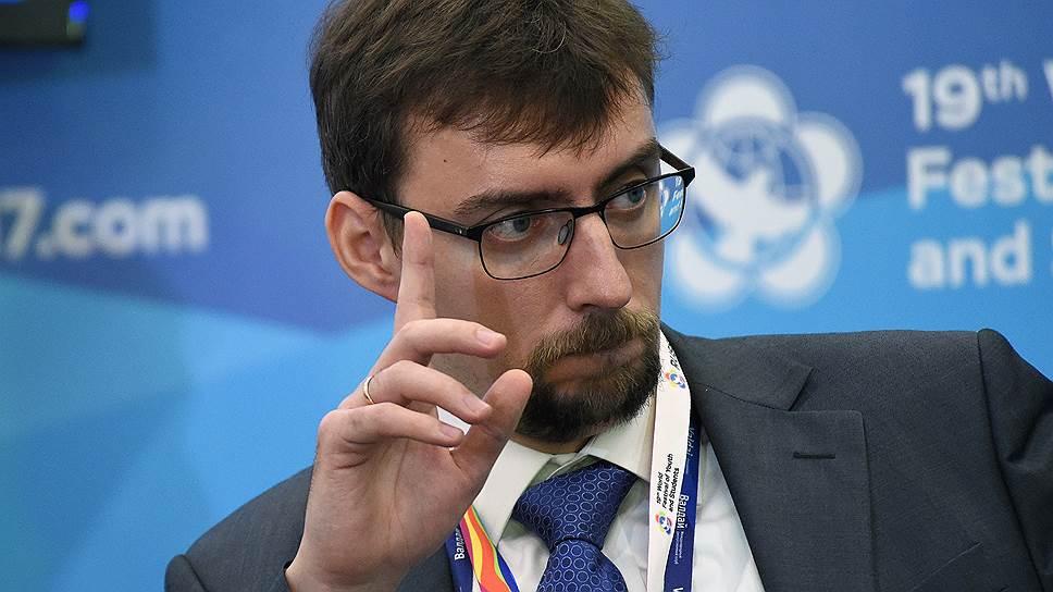 Программный директор Российского совета по международным делам Иван Тимофеев