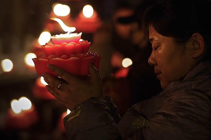 Китайский Новый год означает приход весны — в этот день происходит пробуждение природы, оживают земля