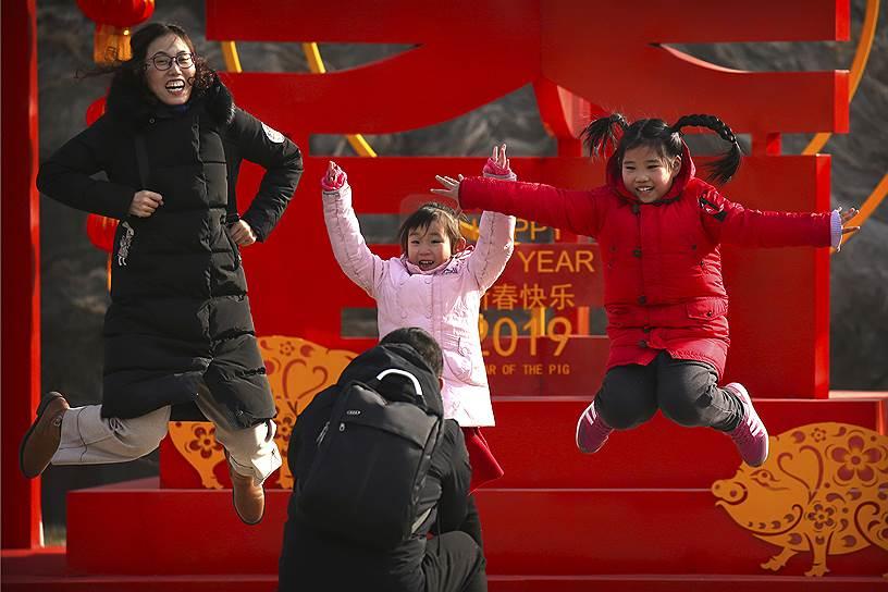 Канун Нового года в Китае называют «ночью встречи после разлуки», и проводить его принято вместе с семьей