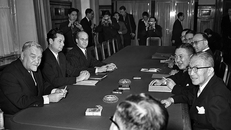 Как японцы собирались выполнять невыполнимое условие возвращения островов