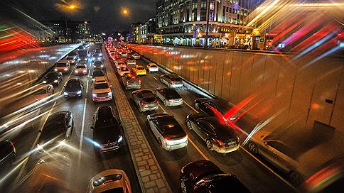 Москве удалось добиться первого места в мире  / По загруженности дорог