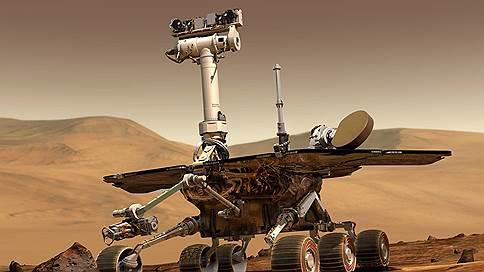 NASA потеряло на Марсе Opportunity