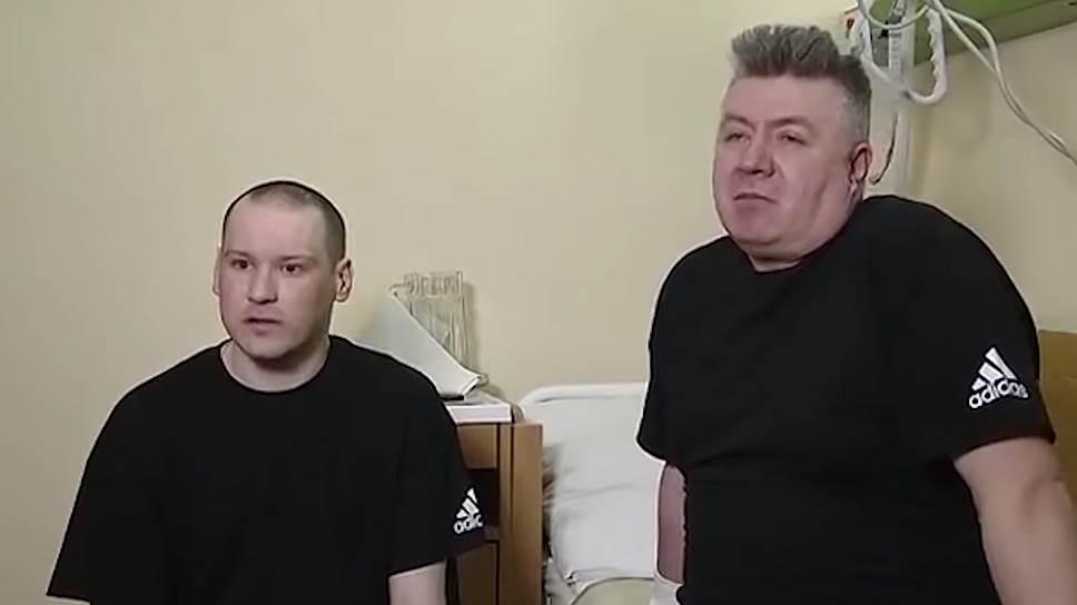 Молдавские пилоты Лионел Буруяну и Михаил Крихан
