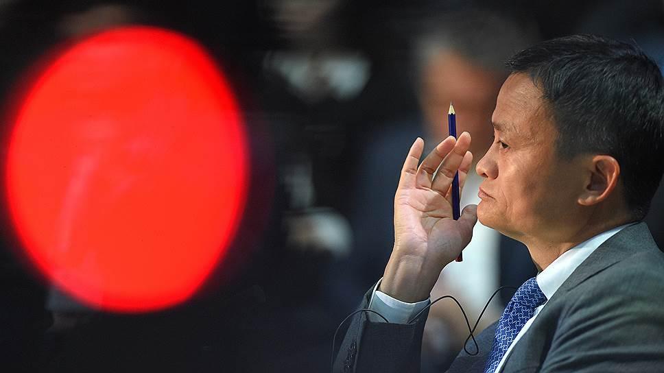 Создатель Alibaba Group Джек Ма
