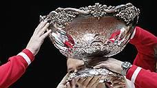Сборная России по теннису попала в «большую тройку»
