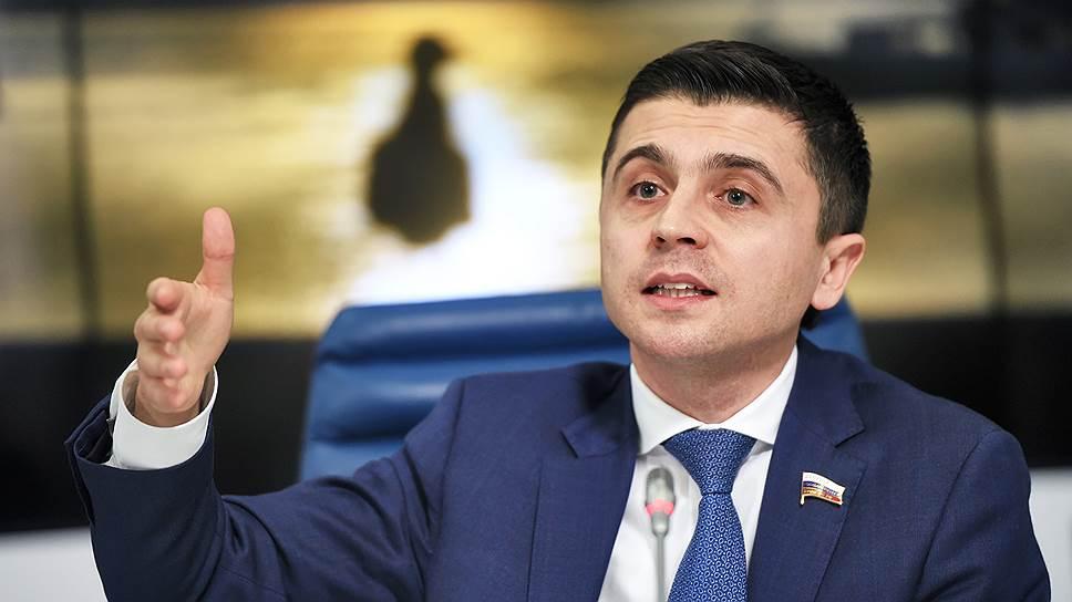 Депутат Госдумы от «Единой России» Руслан Бальбек