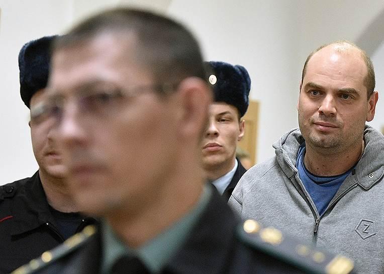 Экс-председатель правления банка «Восточный» Алексей Кордичев