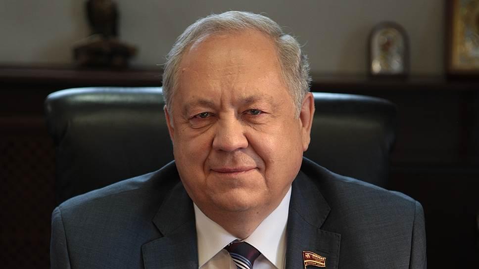 Депутат заксобрания Челябинской области от «Единой России» Николай Янов