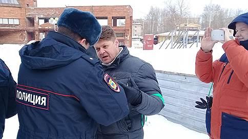 Правозащитника отправили в психбольницу // СПЧ проверит обстоятельства задержания в Череповце Григория Винтера