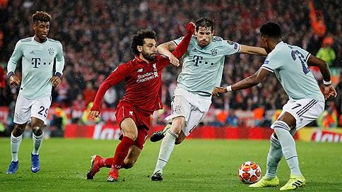 Не забили ни в какие ворота // Два матча Лиги чемпионов закончились нулевой ничьей