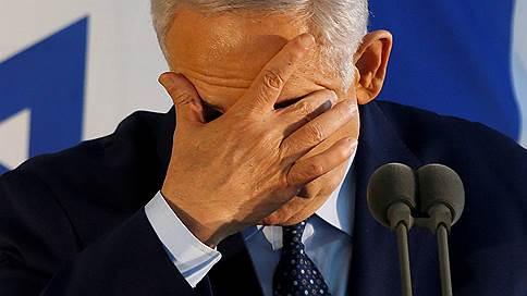 Биньямин Нетаньяху не долетел до Москвы // Израильский премьер предпочел готовиться к выборам дома, а не в России
