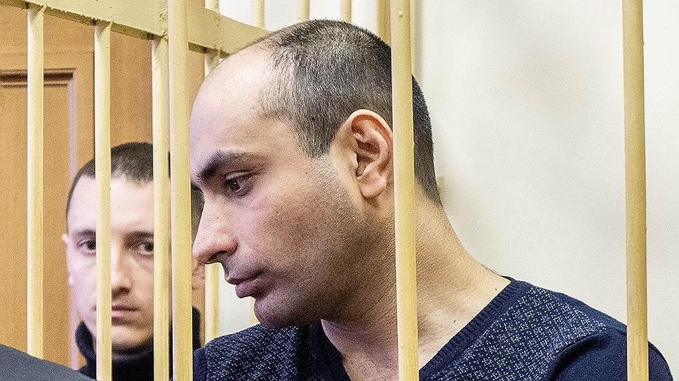 Бывший заместитель начальника ИК-1 по Ярославской области Игит Михайлов