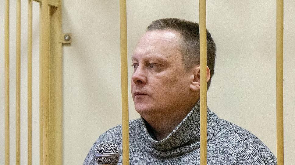 Бывший начальник ИК-1 Дмитрий Николаев