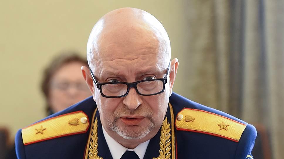 Старший помощник председателя Следственного комитета России Игорь Комиссаров