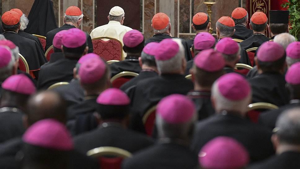 Как прошла Епископальная конференция посвященная защите несовершеннолетних в церкви