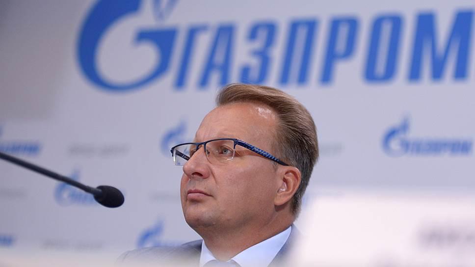 Бывший руководитель добычного департамента «Газпрома» Всеволод Черепанов