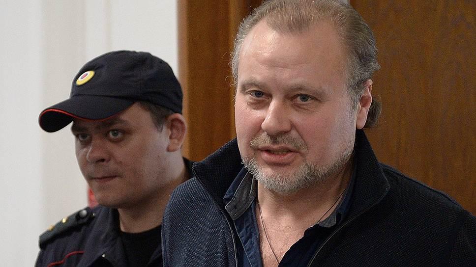 Бывший замдиректора ФСИН Олег Коршунов