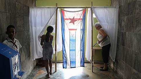 Куба обрела новую конституцию со старыми идеалами  / Большинство жителей острова поддержали новый основной закон страны