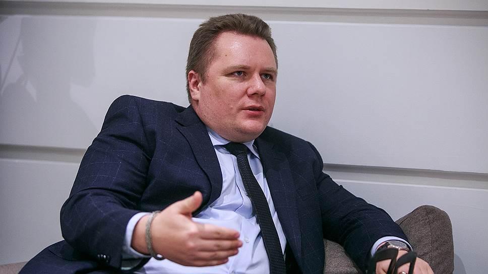 Политолог Алексей Чадаев