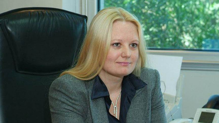 Управляющий партнер кувейтского инвестиционного фонда KGL Investments Мария Лазарева