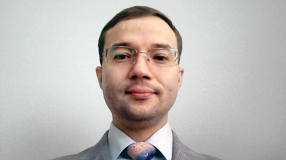Юрист Тимофей Жуков
