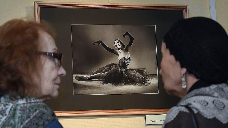 Красота и фотогеничность Тамары Тумановой пленяли не только балетных завсегдатаев, но и Голливуд «золотого века»