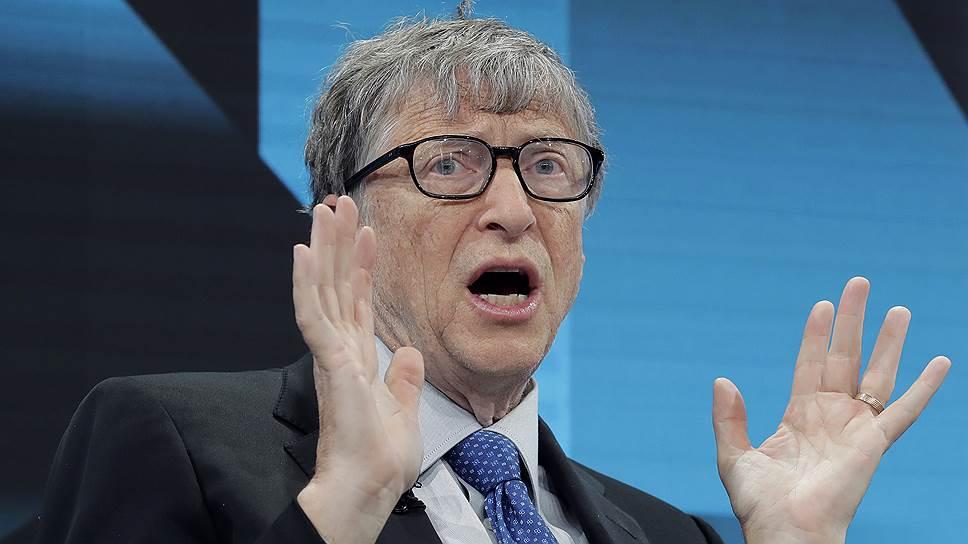 Бизнесмен Билл Гейтс