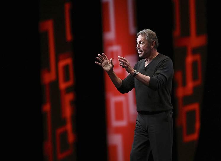 7-е место: основатель и глава Oracle Ларри Эллисон — $62,5 млрд