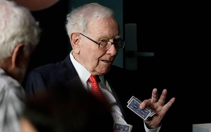 3-е место: предприниматель Уоррен Баффет — $82,5 млрд