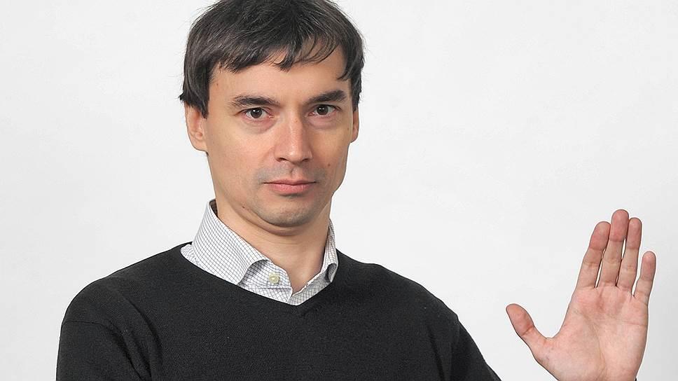 Старший научный сотрудник ВАВТ Александр Зотин