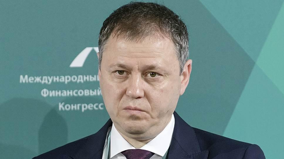 Бывший председатель правления банка «Открытие» Евгений Данкевич