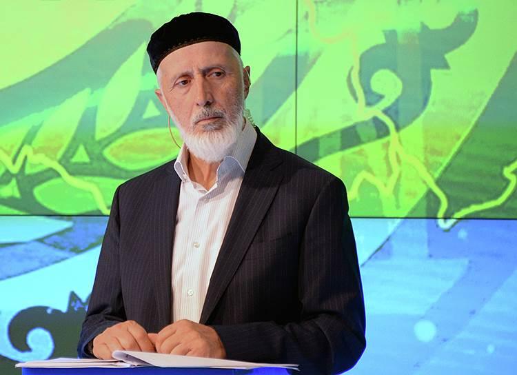 Пресс-секретарь главы Чеченской Республики Альви Каримов