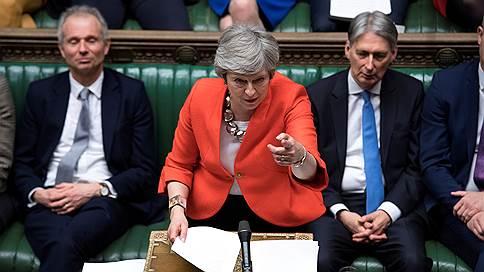 «Пристегните ремни безопасности»  / Британский парламент отклонил очередной план выхода из ЕС